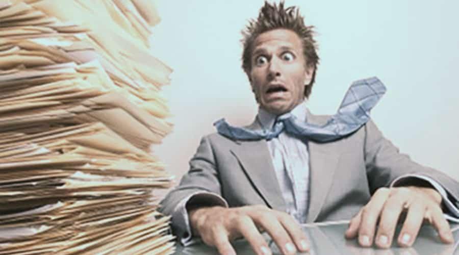 nightmare paperwork