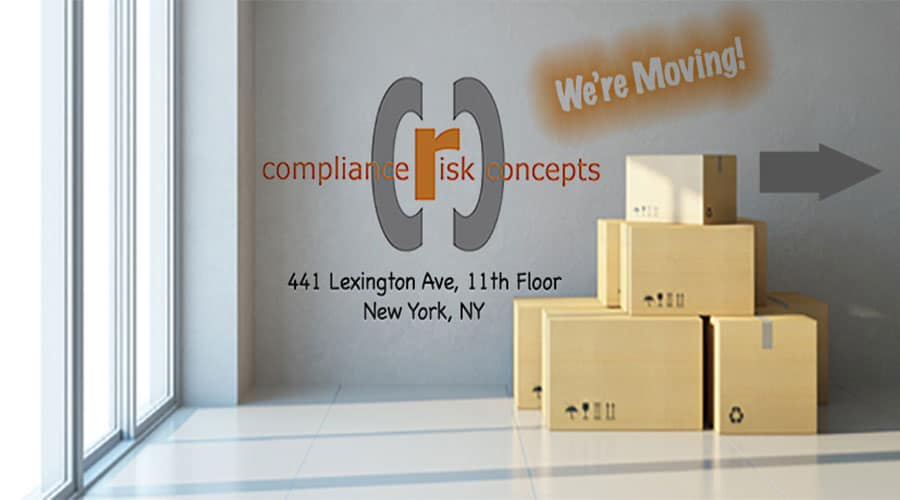 On November 15th, CRC will occupy the 11th Floor of 441 Lexington Avenue.